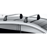 Tagbøjler, aluminium 5 dr. sedan