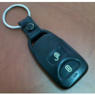 Nøgle & Fjernbetjening Hyundai Santa Fe årg. 2006-2012