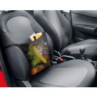Opbevaringsnet til passagersædet