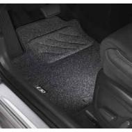 Textile floor mats, standard