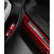 Indstigningslister med LED-lys – Renault