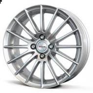 """16"""" alufælg med dæk til Hyundai i20 (4 stk.)"""